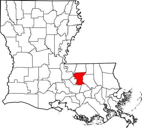 louisiana map baton file map of louisiana highlighting east baton parish