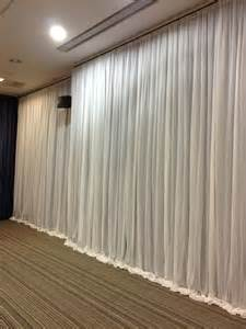 Event perfect wall drapes