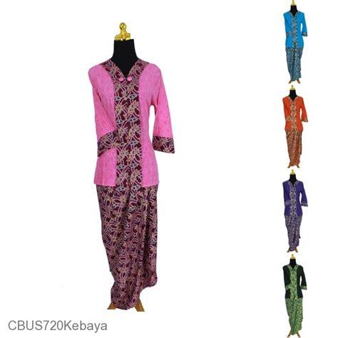Setelan Kebaya Febiola Prodo sarimbit setelan kebaya prodo motif mega mendung setelan murah batikunik