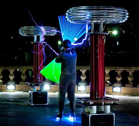 How To Build A Musical Tesla Coil The Awesome Power Of Musical Tesla Coils Synthtopia