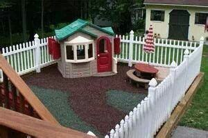 dog play area backyard back yard fencing for children s play area outdoor