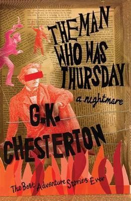 to betray a chesterton novel books the who was thursday chaucer s bookshop store