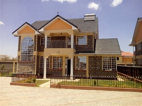 4 bedroom homes 4 bedroom kenya homes with houses for sale in kitengela