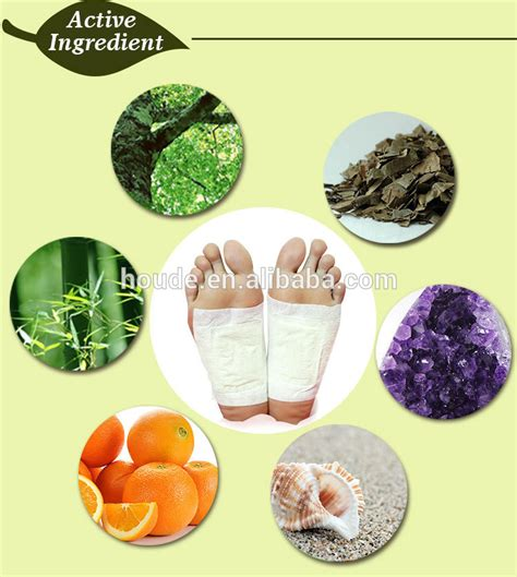 Detox And Tiredness by Reduce Fatigue Health Foot Plaster Patch View Korea Detox