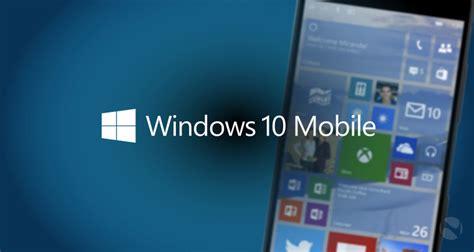 aggiornamento windows mobile windows 10 mobile microsoft conferma l arrivo di un