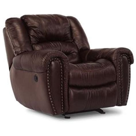 Flexsteel Big Recliner by Flexsteel Accents Hercules Large Power Recliner Fashion