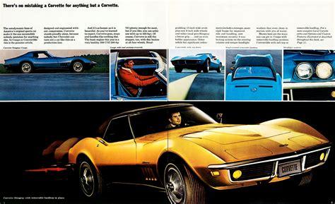 car repair manuals download 1968 chevrolet corvette lane departure warning auto brochures