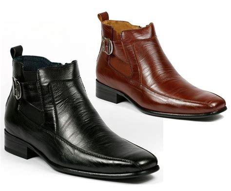 boots for ebay delli aldo s square toe dress ankle boots shoes w