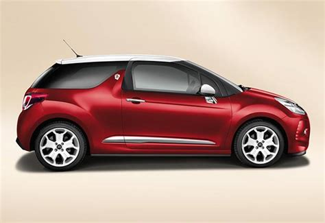 Stick On Led Lights Citroen And Benefit Unveil Ds3 Special Editionsfleetpoint