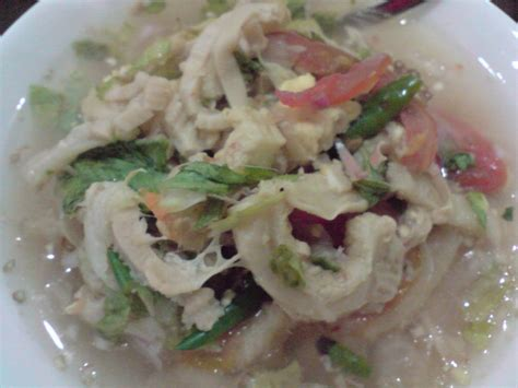 ida sweet home kerabu perut