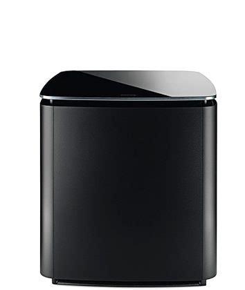 bose bass module  wireless home theater subwoofer black