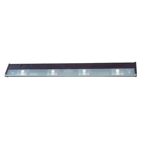 Acclaim Lighting 4 Light 32 In Bronze Xenon Under Cabinet Cabinet Lights Home Depot