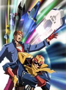 Anime F Zero by F Zero Falcon Densetsu F Zero Gp Legend Myanimelist Net