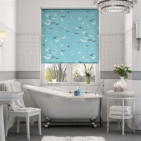 waterproof roller blind for bathroom 60 best images about blinds bathroom on pinterest