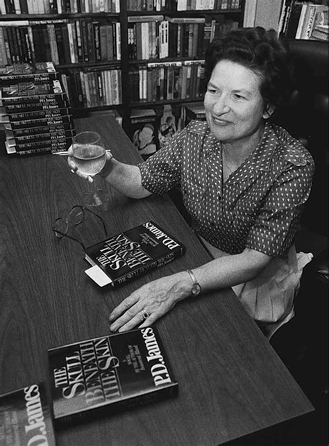 P.D. James, acclaimed mystery writer, dies at 94 - New