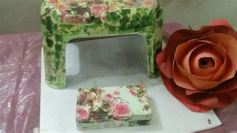 Decoupage For Beginners - decoupage tutorial for beginners diy how to decoupage a