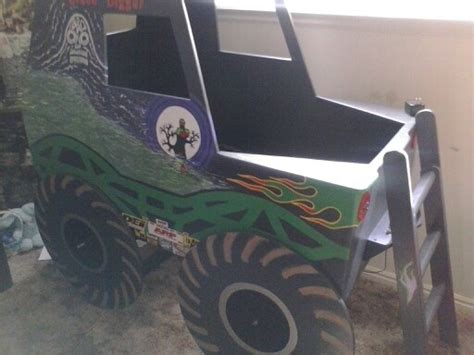monster truck bed 17 best images about noahs bed on pinterest cars toys