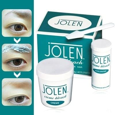 Jolen Bleaching Badan 28gr Original jolen jolen bleaching pusat kosmetik original murah