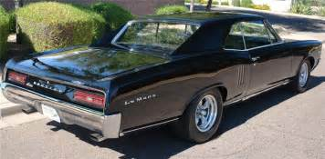 1967 Pontiac Lemans Value 1967 Pontiac Lemans Custom 2 Door Hardtop 44390