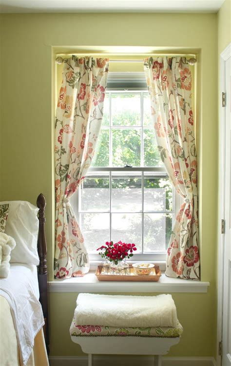 how to fit curtains to window how to install window blinds and curtains lowe s creator