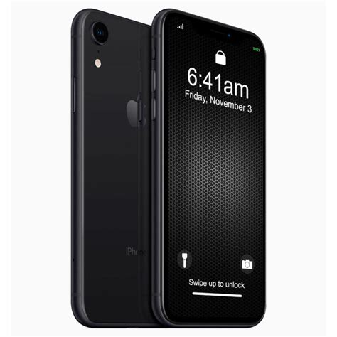 iphone xr black  gb  unlocked sim  ebuyercom