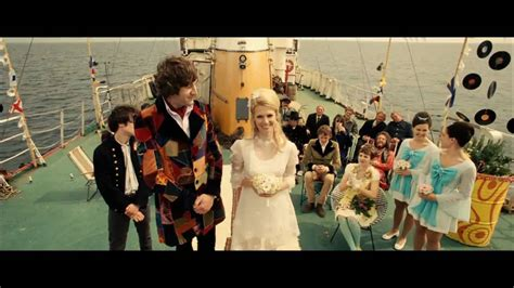 don t rock the boat movie pirate radio wedding clip youtube