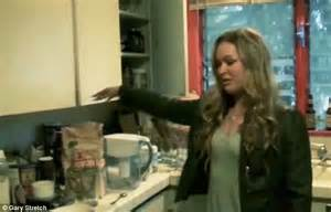 ronda rousey house ufc s ronda rousey tours the dilapidated house she once called home daily mail online