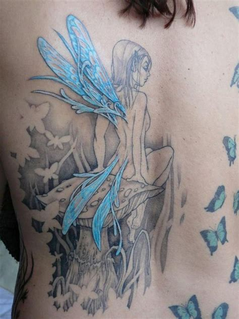 butterfly fairy tattoo designs 25 best ideas about designs on