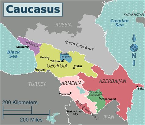 nau cus map file caucasus regions map2 png wikimedia commons