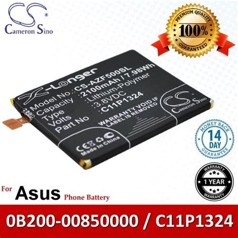 Battery Asus Zenfone 4 B11p1415 Ori ori cs phone battery azf500sl asus end 3 26 2018 10 00 pm
