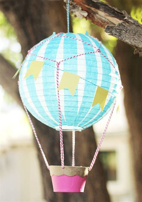 How To Make Air Balloon Table Decorations by How To Make Air Balloon Table Decorations Photograph B