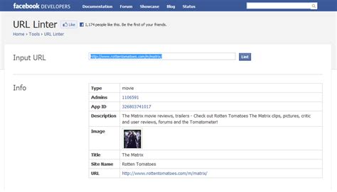 bug url facebook anonitun fix for facebook url linter open graph protocol bug with