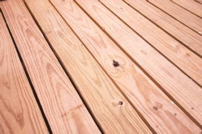 How To Tell If Deck Is Cedar Or Pressure Treated Ehow