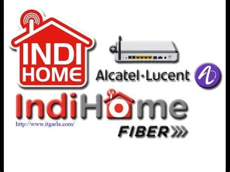 Pemasangan Wifi Indi Home cara setting modem wifi telkom free oghmazius