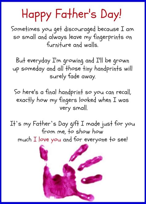 fathers day poems from happy fathers day poems