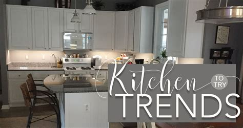 top home improvement trends for 2017 a top kitchen trend for 2017