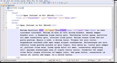 html tutorial using div why use div in html phpsourcecode net