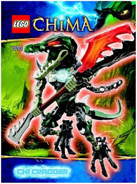 Lego Chima 70203 Chi Cragger legends of chima lego chi cragger 70203 legends of chima