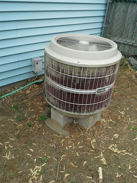 capacitor outdoor ac unit air conditioning does an outdoor ac condenser unit heat require lubrication pic
