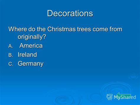 презентация на тему quot traditions decorations santa songs