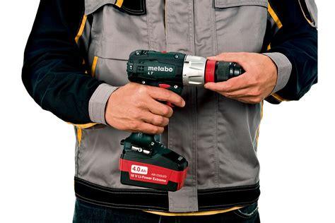 Bor Metabo bs 18 lt 602104500 batteri bor skrutrekkere