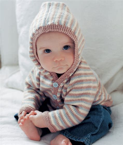 free knitting pattern for baby hooded jacket free knitting patterns baby sweaters