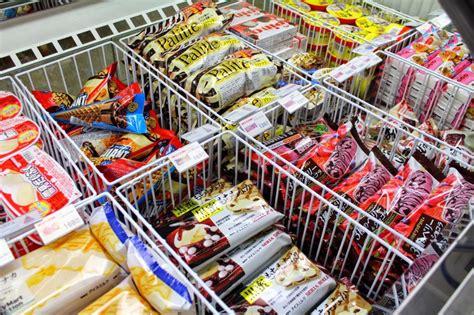 japanese ice cream familymart yoy network