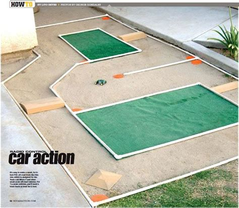 backyard rc track backyard r c track rc car tracks pinterest track