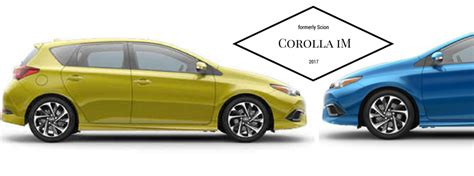 Toyota Corolla Colors 2017 Toyota Corolla Im Colors And Features