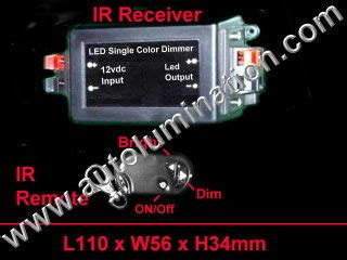 Lu Led Remote Peng led neon tubing cutting and termination