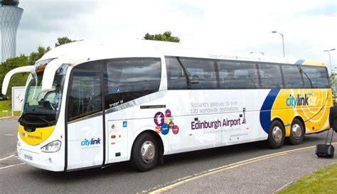citylink edinburgh to glasgow first edinburgh airport glasgow service launched bus
