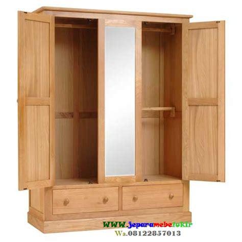 Lemari Pakaian Laci lemari pakaian minimalis laci pintu 3 lemari pakaian