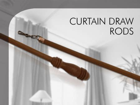 curtain draw rods riel chyc curtain draw rods