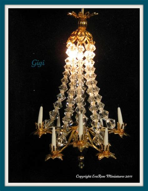 Miniature Chandelier Dollhouse 1000 Images About Lighting On 5 Light Chandelier Dollhouse Miniatures And Wrought Iron